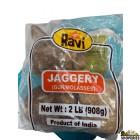 Ravi Jaggery Balls - 2 Lb / 908 Gm
