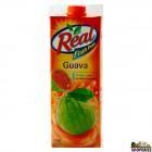 Dabur Real Guava Masala Nectar - 1 Ltr