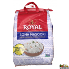 Royal Sona Masoori Rice - 20 lb