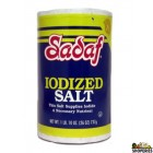 Sadaf Iodized Salt - 26 oz