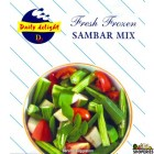Daily Delight Sambar Mix - 1 lb