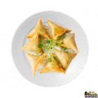 Chutneys Freshly Made Catering Samosa {{veg}} - 4 Count