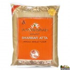 Aashirvaad Select Superior Whole Wheat Atta - 10 Lb
