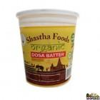 Shastha Organic Dosa Batter - 32 Oz