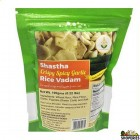 Shastha Crispy Spicy Garlic Rice Vadam - 100 Gm