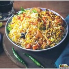 Chutneys Vegetable Biryani {{veg}} - 38 Oz
