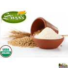 Siva Organic Whole Wheat Atta - 20 lb