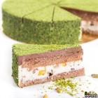 Lamour Pistachio Garden Cake - 12 pc (3.1 lb)