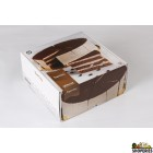 Lamour Tiramisu Slice (Cake) - 12 pc (3.1 lb)