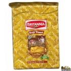 Britannia Biscuit Semolina / Wheat Rusk Toast  21.51 Oz