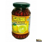 Mothers South Indian Style Lime Pickle - 300g