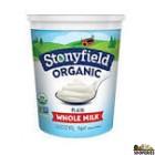 Stoney field organic yogurt