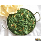Adyar Kitchen Organic Spinach Sauce - 16 Oz