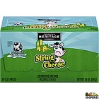 American Heritage All Natural String Cheese - 24 Count (1 oz )