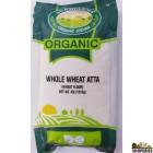 Sukhiana ORGANIC whole wheat atta - 4 lb