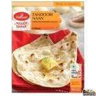 Haldirams Tandoori naan (Frozen) - 1.4 kg