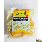 Anand Tapioca Chips Salty 7 Oz