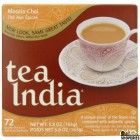 Tea India masala tea bags - 72 Cnt