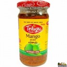 Telugu Mango Without Garlic Pickle - 300gm