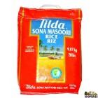 Tilda Sona Masoori Rice - 20 lb