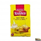 Britannia Biscuit Semolina / Wheat Rusk  Toasted - 200 gm
