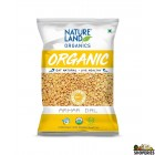 ORGANIC Nature Land Toor Dal - 5 lb