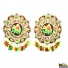 Wall Hanging Toran Pair - 1 Piece