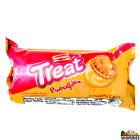 Britannia Treat Pineapple Buscuits 2.5 Oz
