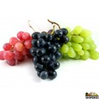 Tri-Color seedless Grapes - 2 lb