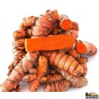 Fresh Turmeric Root - 0.5 lb
