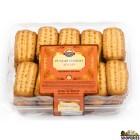 Twi Crispy Ajwain Punjabi Cookies  - 2.5 lb (BIG Box)