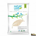 Nature Land ORGANIC Urad Dal Gotta (White) - 5 lb