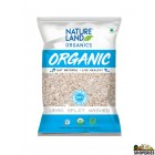 Nature Land ORGANIC Urad Dal Split (White) - 5 lb