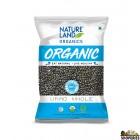 Nature land organic Black Urad Whole 2 lb