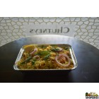 Chutneys Vegetable Biryani {{veg}} - 40 Oz