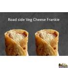 Hyderabadi Roadside Veg Cheese Frankie {{spicy}}