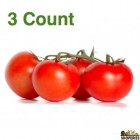 Vine Tomatoes -  3 Count