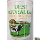 Desi Natural Dahi Whole Milk Yogurt - 5 lb