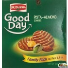 Britannia Good Day Pista Almond Biscuits FP - 600g