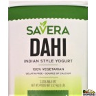 Savera Dahi Indian Style Yogurt - 5lb