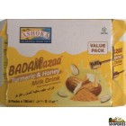 Ashoka Badam Mazaa Turmeric & Honey Milk Drink - 180ml x 6 packs