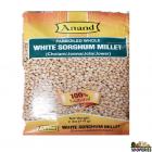 Anand White Sorghum Millet (Cholam / Jowar) - 2 lb