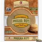 Wissoman Whole Wheat Phulka Roti Non GMO - 12 Count