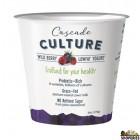 Cascade Culture Wild berry lowfat Yogurt - 6 Oz