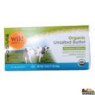 Organic Unsalted Butter - 16 oz