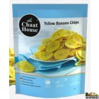 SFS Chaat House Yellow Banana Chips - 200 gms