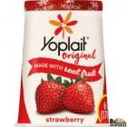 Yoplait original strawberry Yogurt