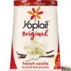 Yoplait original vanilla  Yogurt