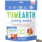 Yum Earth Organic Gummy Bear - 8.5 Oz