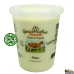 Grace Harbor Farms Plain Yogurt - 2 lb
